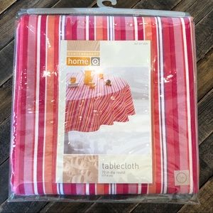 "Target 70"" Round Tablecloth"